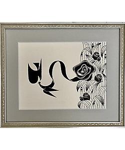 L'illustre Galerie LE MONDE/ギャラリールモンド カワグチタクヤ/花が舞う