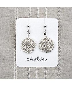 cholon/チョロン ビーズイヤリング