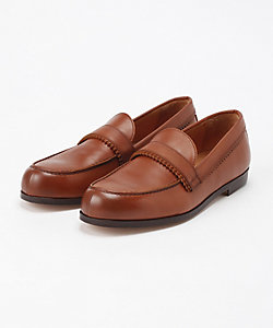 PADRONE(Men)/パドローネ PINKING LOAFERS