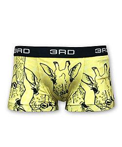 3RD WARE(Men)/サードウェア ボクサーパンツ/前閉じ/rpt giraff