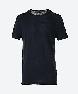 DEREK ROSE(Men)/デレク ローズ リネンクルーTシャツ