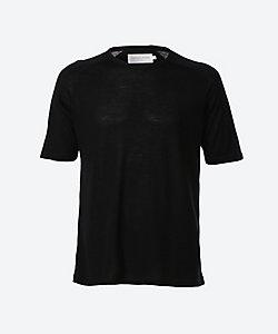 Life Pack Collection from Curly(Men)/ライフパック コレクション フロム カーリー サマーウール 半袖クルーネックTシャツ
