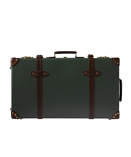 [GLOBE-TROTTER/グローブ・トロッター] センテナリー 30インチ エクストラディープスーツケース グリーン グリーン【三越伊勢丹/公式】
