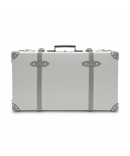 [Globe-Trotter/グローブ・トロッター] エレファントファミリー 30インチ エクストラディープスーツケース クラウドグレー クラウドグレー【三越伊勢丹/公式】