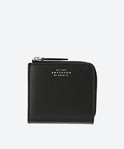 SMYTHSON/スマイソン ラージグレイン Lジップ財布