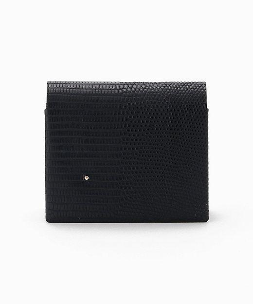 リザード 2つ折り財布(HLizard/futa)