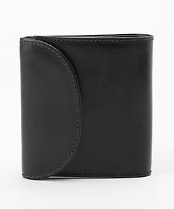Whitehouse Cox/ホワイトハウスコックス マイクロ三つ折り財布(S3057)