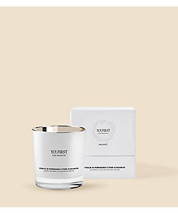 YOUFIRST/ユーファースト SCENTED CANDLE TOMATE BLANCHE