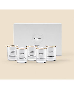 YOUFIRST/ユーファースト LUXURY SELECTION OF SCENTED CANDLES