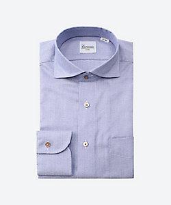 CAMICIAIO LOAFERS(Men)/カミチャイオ ローファーズ カッタウェイ形態安定シャツ