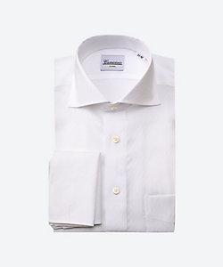 CAMICIAIO LOAFERS(Men)/カミチャイオ ローファーズ ワイド形態安定シャツ