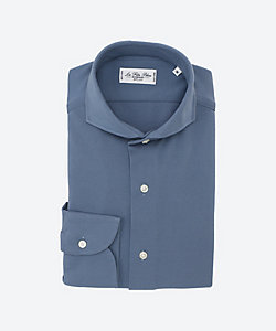 LA FETE BLEU(Men)/ラフェッタブルー 形態安定ドレスシャツ カッタウェイ