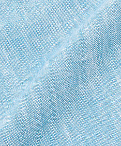 【受注生産】シーズナルシャツ(ブルー系・麻)