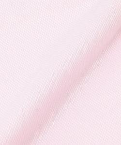 ISETAN MEN'S SMART ORDER SHIRTS(Men)/イセタンメンズ スマートオーダーシャツ 【受注生産】ドレスシャツ(ピンク・織柄)