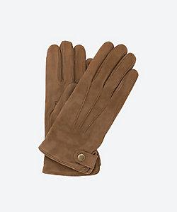 MADOVA(Men)/マドヴァ スエード革手袋(裏カシミヤ)