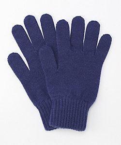 Johnstons(Men)/ジョンストンズ ニット手袋/カシミヤ