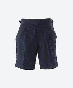 COLONY CLOTHING(Men)/コロニークロージング 無地ステッチショートパンツ