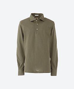 GUY ROVER(Men)/ギローバー 鹿の子プルオーバーシャツ