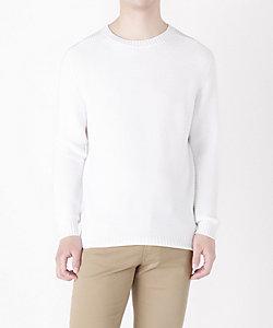 ALFRED(Men)/アルフレッド ボーダー編みセーター