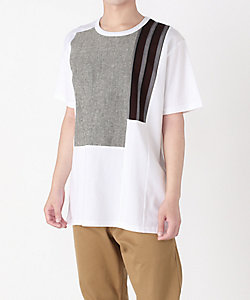 ALOYE(Men)/アロイ <loomer>コラボTシャツ