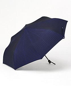 RAMUDA(Men)/ラムダ 折り畳み傘/ラガーボーダー柄