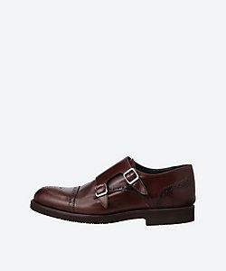 BONTRE(men)  /ボントレ 紳士靴 ダブルモンクシューズ