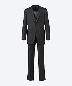 HICKEY FREEMAN/ヒッキー・フリーマン ゼニア社製生地使用 マシンメイドライン シングル 2ボタン ノータック スーツ