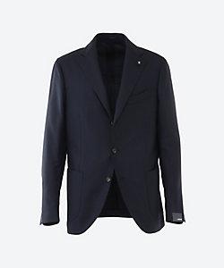 LARDINI(Men)/ラルディーニ 無地 シングル 3ボタン ジャケット