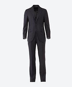 CARUSO(Men)/カルーゾ 無地 シングル 3ボタン 1プリーツ スーツ