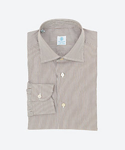 Vanacore(Men)/ヴァナコーレ GIORGIO ストライプ ドレスシャツ