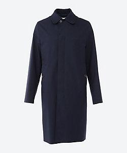 CARUSO(Men)/カルーゾ シングル ステンカラー コート