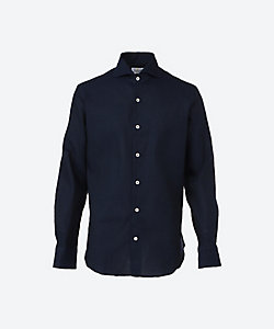 GIANNETTO/ジャンネット カッタウェイ オックスフォード カジュアルシャツ