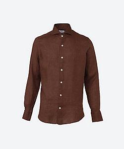 GIANNETTO (Men)/ジャンネット 別注 ゴールドサン カジュアルシャツ