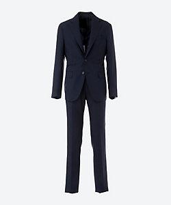 DE PETRILLO(Men)/デ・ペトリロ トロピカルウール スーツ 1プリーツ Napoli