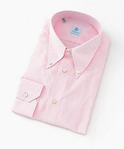 Vanacore(Men)/ヴァナコーレ ストライプ ボタンダウン ドレスシャツ