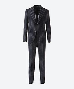 TAGLIATORE(Men)/タリアトーレ ストライプ シングル2ボタン 2プリーツ スーツ ARNOLD
