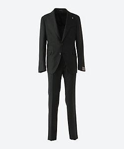 TAGLIATORE(Men)/タリアトーレ 小紋柄 シングル2ボタン 1プリーツ スーツ VESUVIO