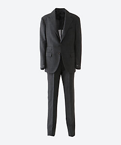 SARTORIA DALCUORE(Men)/サルトリア・ダルクオーレ フレスコ シングル 3ボタン 1プリーツ スーツ