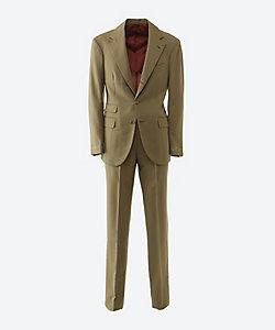 SARTORIA DALCUORE(Men)/サルトリア・ダルクオーレ ソラーロ シングル 3ボタン 1プリーツ スーツ
