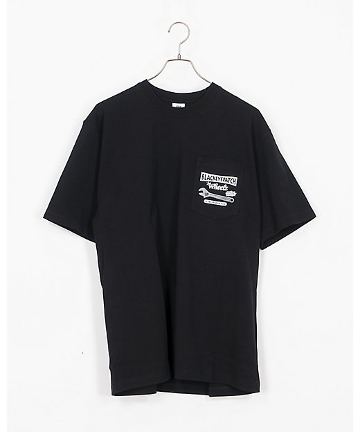<BlackEyePatch(Men)/ブラックアイパッチ> Tシャツ 20S-13-BEPSS20TE03 BLACK【三越伊勢丹/公式】| メンズファッショントレンド