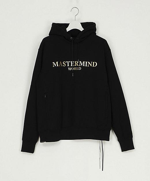 <mastermind JAPAN/MASTERMIND WORLD(Men)/マスターマインド・ジャパン/マスターマインド・ワールド> プルオーバーパーカ 20Sー79-W2..