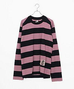 ロングスリーブTシャツ OAMQ701531