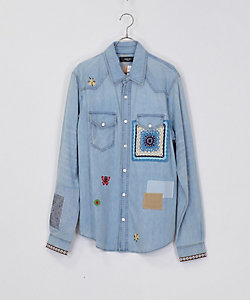 AMIRI(Men)/アミリ シャツ 20S‐8M‐C and P Denim Shirt