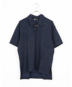 kolor(Men)/カラー 半袖ポロシャツ 20AW 48 20WCM T08206
