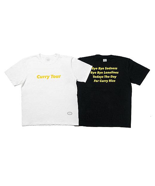 Tシャツ T1301・1302 ISETAN Curry Tour LOGO