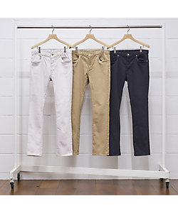 UNUSED (Men)/アンユーズド デニムパンツ 10oz denim stretch slim pants UW0828