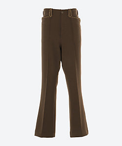 NEEDLES/ニードルズ ウエスタンパンツ Western Leisure Pant Pe/Pu Double Cloth IN053
