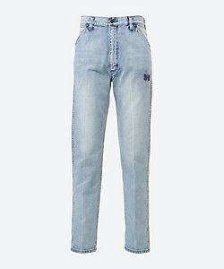 NEEDLES/ニードルズ x<Wrangler>デニムパンツ #Slim Jean Pant 13oz Denim Vintage IN285
