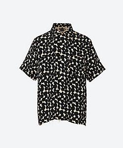 NEEDLES/ニードルズ 半袖シャツ C.O.B. S S One Up Shirt Bubble Jq. IN089