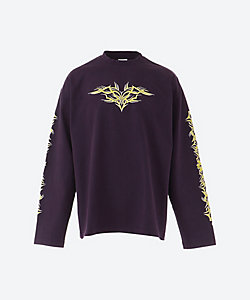 VETEMENTS/ヴェトモン 長袖Tシャツ 1S18 UE51TR490P